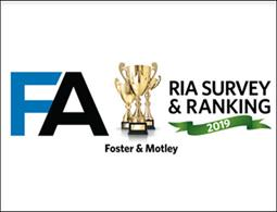 Foster & Motley Ranked in Top 250 Firms in FA Magazine's 2019 Annual Ranking